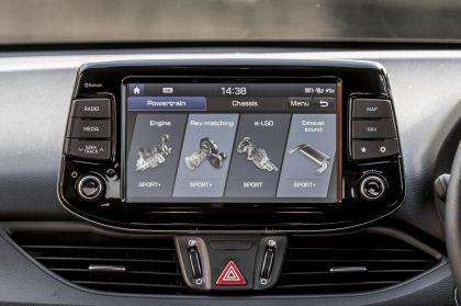 2019 Hyundai i30 Fastback N - UK version 146