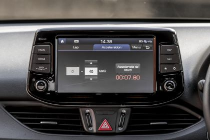 2019 Hyundai i30 Fastback N - UK version 149