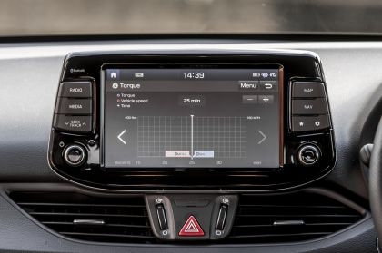 2019 Hyundai i30 Fastback N - UK version 151