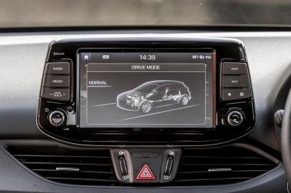2019 Hyundai i30 Fastback N - UK version 154