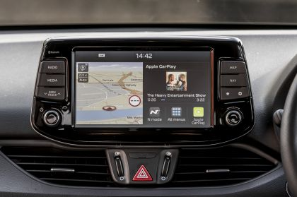 2019 Hyundai i30 Fastback N - UK version 161