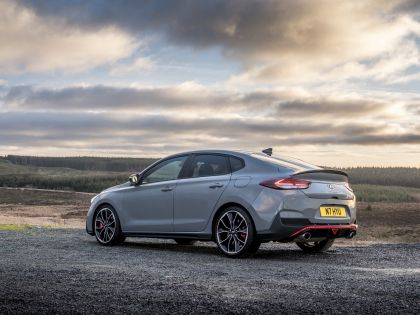 2019 Hyundai i30 Fastback N - UK version 175