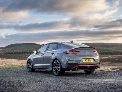 2019 Hyundai i30 Fastback N - UK version 176