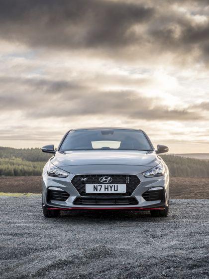 2019 Hyundai i30 Fastback N - UK version 178