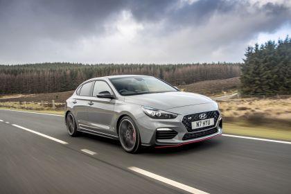2019 Hyundai i30 Fastback N - UK version 187