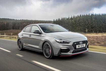 2019 Hyundai i30 Fastback N - UK version 188