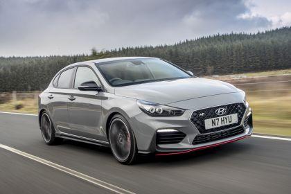 2019 Hyundai i30 Fastback N - UK version 191