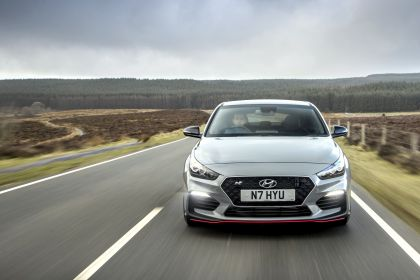 2019 Hyundai i30 Fastback N - UK version 193
