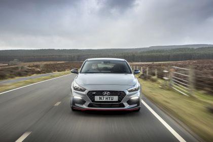 2019 Hyundai i30 Fastback N - UK version 194