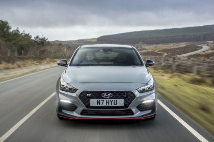 2019 Hyundai i30 Fastback N - UK version 196