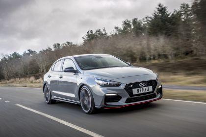 2019 Hyundai i30 Fastback N - UK version 197