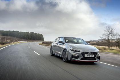 2019 Hyundai i30 Fastback N - UK version 202