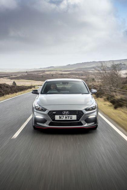 2019 Hyundai i30 Fastback N - UK version 205