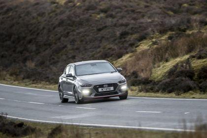 2019 Hyundai i30 Fastback N - UK version 214