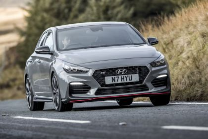 2019 Hyundai i30 Fastback N - UK version 226