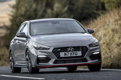 2019 Hyundai i30 Fastback N - UK version 230