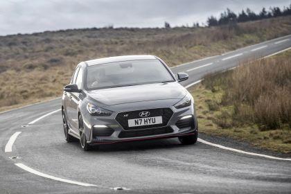 2019 Hyundai i30 Fastback N - UK version 233