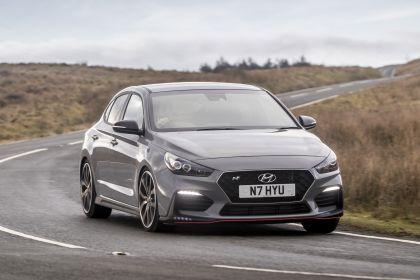 2019 Hyundai i30 Fastback N - UK version 237