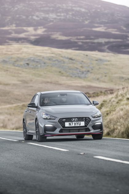 2019 Hyundai i30 Fastback N - UK version 239