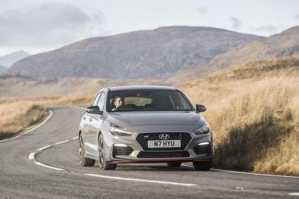 2019 Hyundai i30 Fastback N - UK version 244