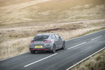 2019 Hyundai i30 Fastback N - UK version 257