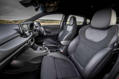 2019 Hyundai i30 Fastback N - UK version 286