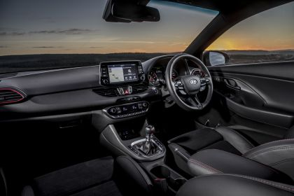 2019 Hyundai i30 Fastback N - UK version 292