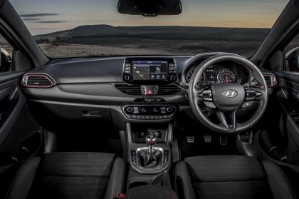 2019 Hyundai i30 Fastback N - UK version 294