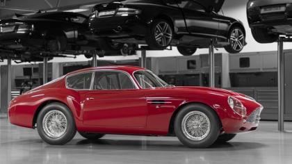 2019 Aston Martin DB4 GT Zagato Continuation