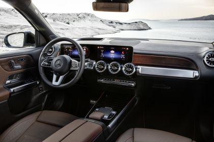 2020 Mercedes-Benz GLB 22