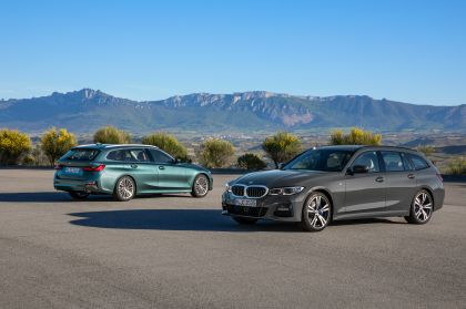 2020 BMW 3er ( G21 ) Touring 33