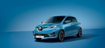 2019 Renault Zoe 10