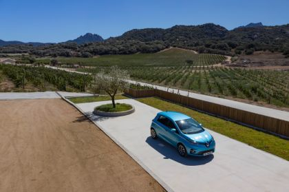 2019 Renault Zoe 46