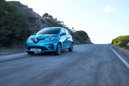 2019 Renault Zoe 66