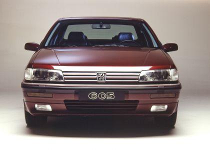 1989 Peugeot 605 SV24 3
