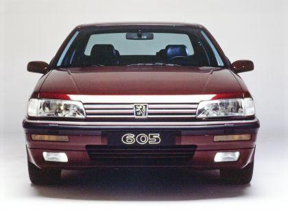 1989 Peugeot 605 SV24 4
