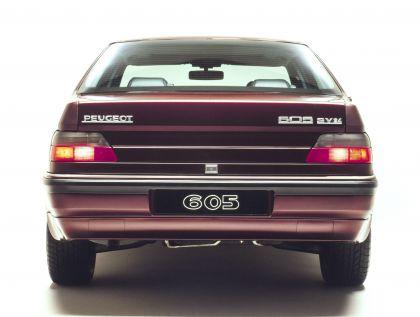 1989 Peugeot 605 SV24 5