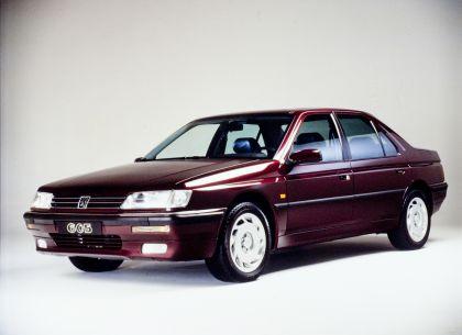 1989 Peugeot 605 SV24 6
