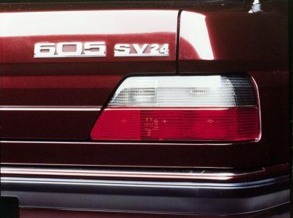 1989 Peugeot 605 SV24 8