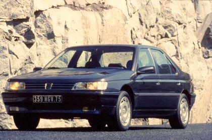 1989 Peugeot 605 SV24 9
