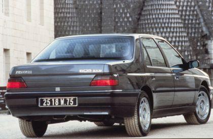1989 Peugeot 605 SV24 14