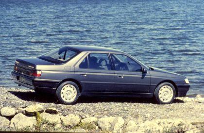 1989 Peugeot 605 SV24 15