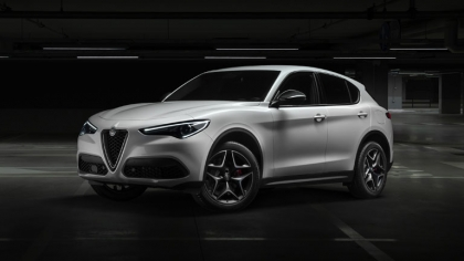 2019 Alfa Romeo Stelvio Ti 5