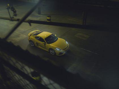 2019 Porsche 718 ( 982 ) Cayman GT4 6