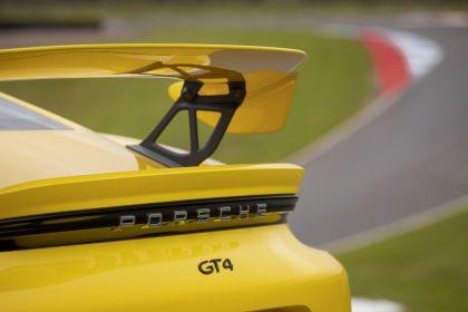 2019 Porsche 718 ( 982 ) Cayman GT4 115