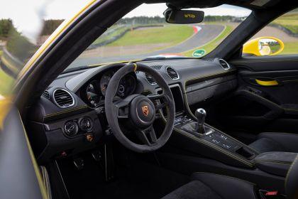 2019 Porsche 718 ( 982 ) Cayman GT4 119