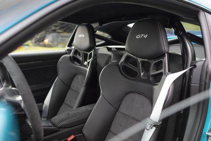 2019 Porsche 718 ( 982 ) Cayman GT4 161