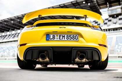 2019 Porsche 718 ( 982 ) Cayman GT4 175