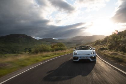 2019 Porsche 718 ( 982 ) Spyder 45