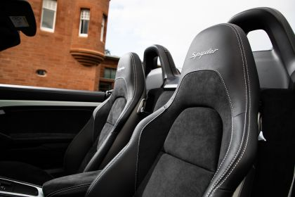 2019 Porsche 718 ( 982 ) Spyder 106
